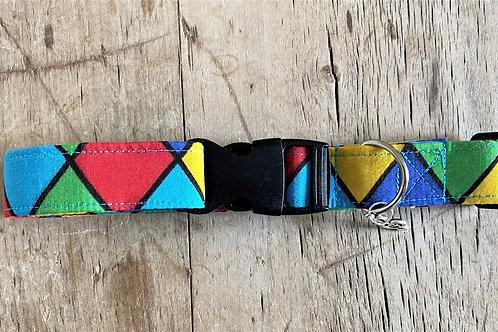 Dog Collar - (Harlequin)