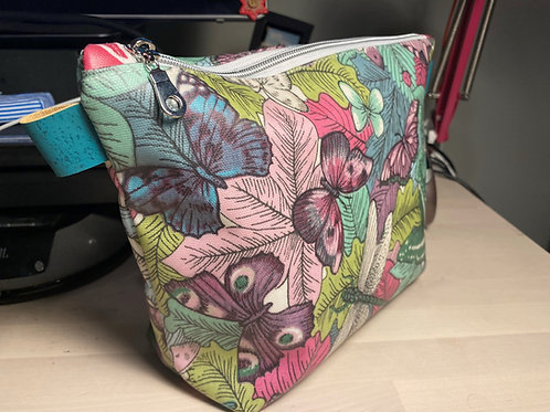 Beautiful Butterfly Wash Bag