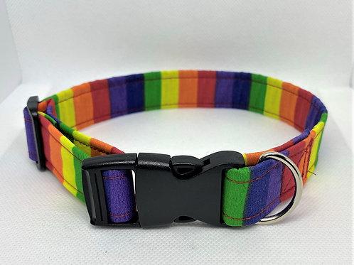 Dog Collar - Rainbow
