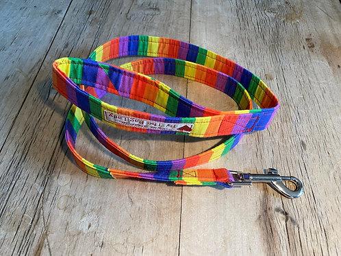 Dog Lead (Rainbow)