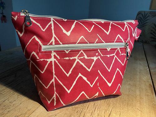 Raspberry Ripple Wash Bag
