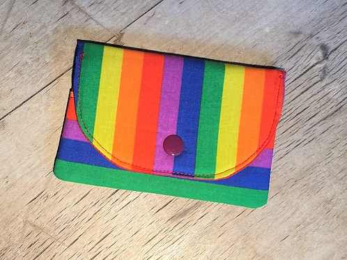 Rainbow Wallet/Purse