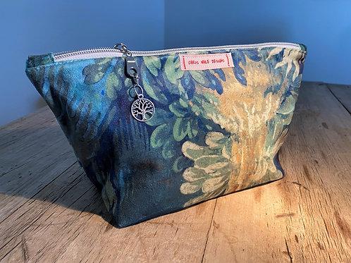 Soft Velvet Wash Bag