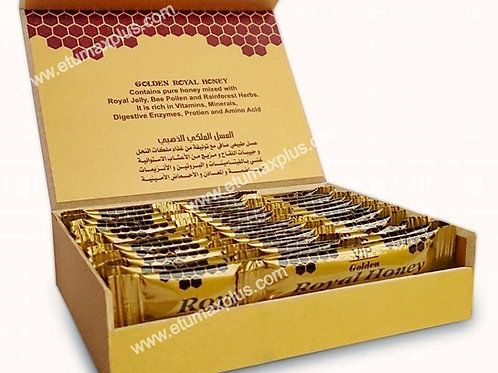 Golden Royal Honey (10g × 24)