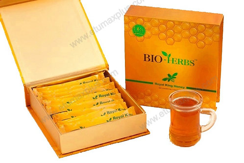 Bio Herbs royal honey ( 30 g × 10 )