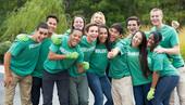 Deloitte volunteers clock up over 3,000 hours for Futures Month