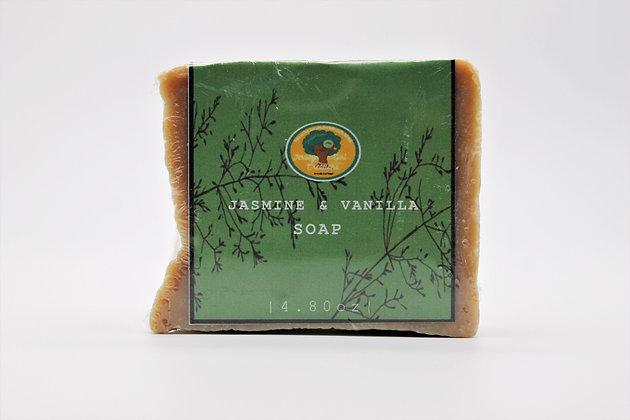 Jasmine & Vanilla Soap