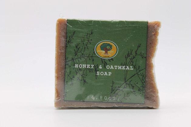 Honey & Oatmeal Soap