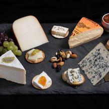 French Cheese Corner