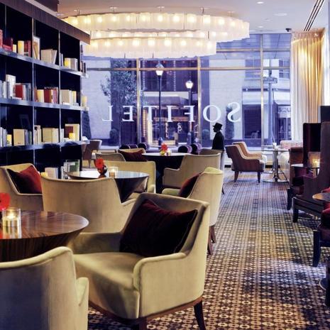 Liberté Lounge at the Sofitel