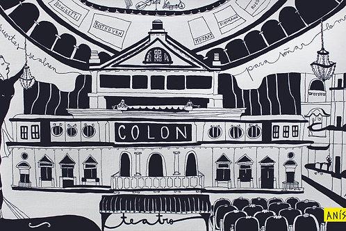 """""""El Colón dentro del Colón"""""""
