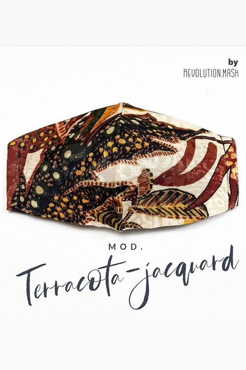 Terracota Jacquard