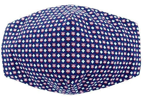 Mascarilla Buho Azul