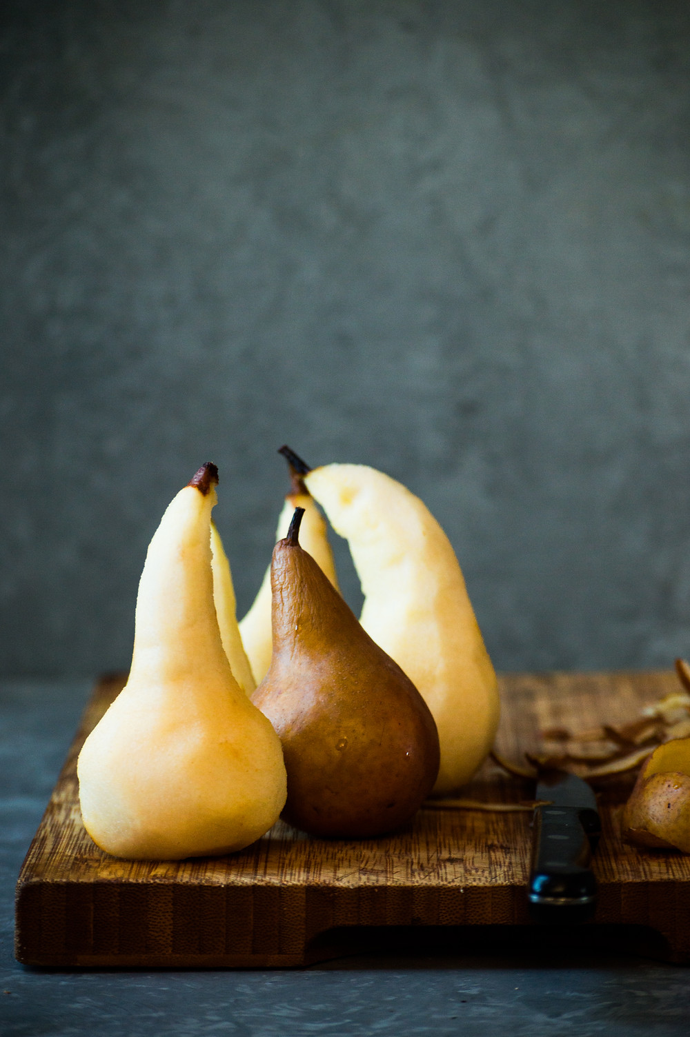 Pears, food photography, Organic Kitchen Gardens