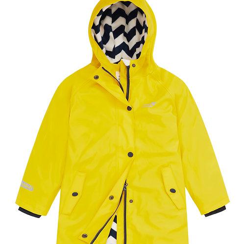 Puddleflex Lined Jacket │Yellow