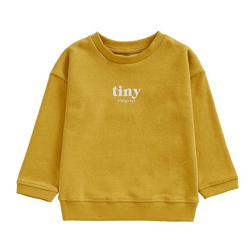 TINY Stargazer Sweatshirt   Ochre