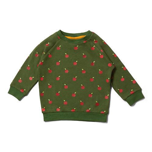 Red Apples Sweatshirt