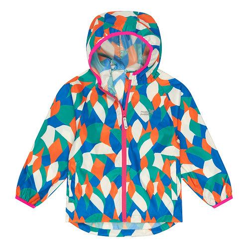 Ecolight Rain Jacket │ Abstract