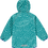 Thumbnail: EcoSplash Fleece Lined Jacket - Quetzal Raindrop