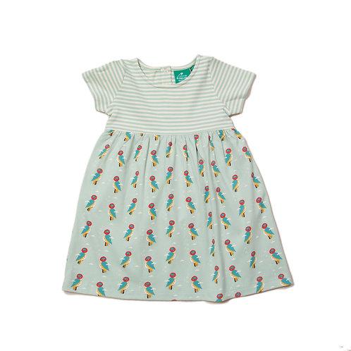 Easy Peasy Dress|Little Woodpecker
