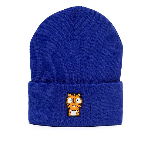 Pounce the Tiger│Beanie