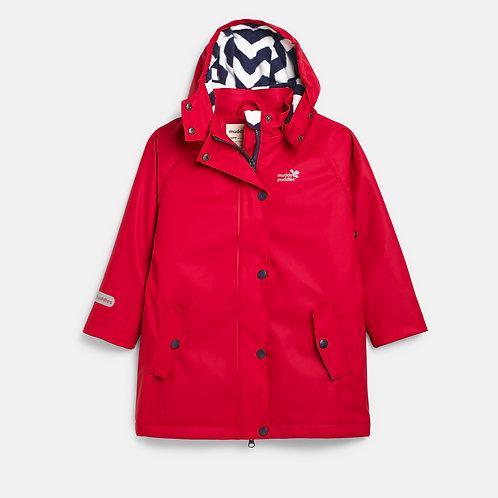 Puddleflex Lined Jacket │Red