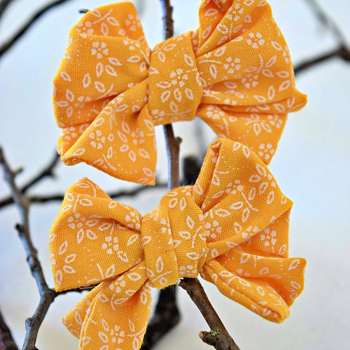 2 Pack of Hair Bows