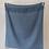 Thumbnail: Lambswool Baby Blanket   Slate Grey
