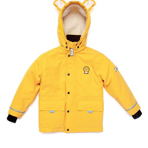 Cub the Lion│All weather coat