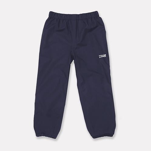 EcoSplash Waterproof Trousers - Navy