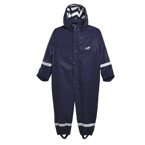 Puddleflex Lined All-in-one│Navy