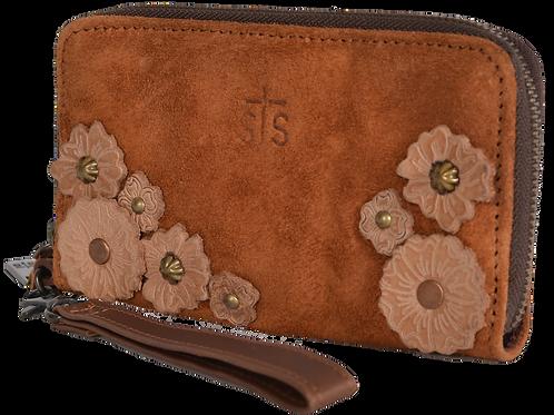 STS Sheridan Flower Wristlet