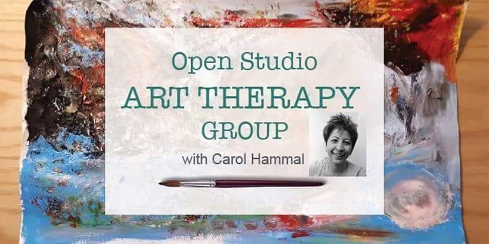 Open Studio Art Therapy Group