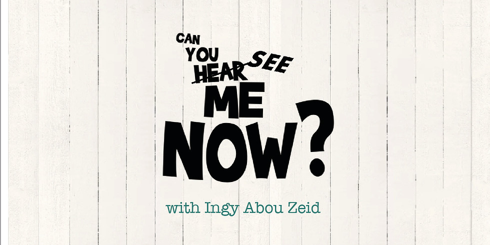 Towards a Conscious Relationship Workshop with Ingi Abou Zeid