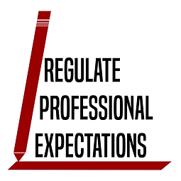regulate professional expectations
