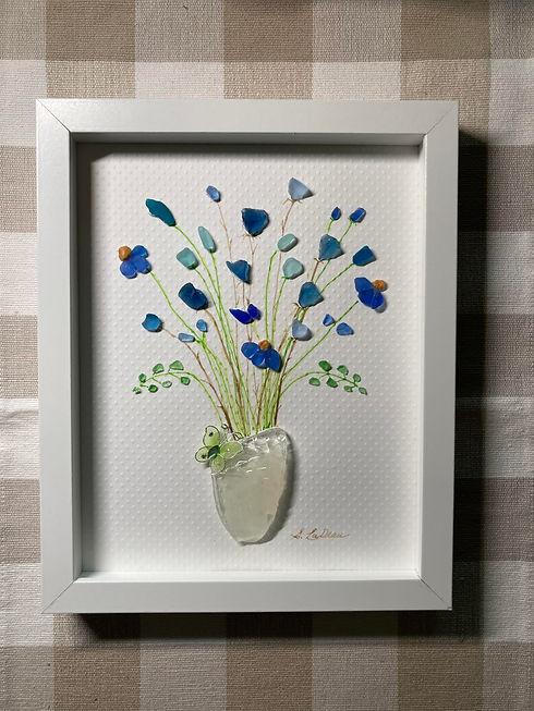 Shades of Blue Floral in Vase.jpg