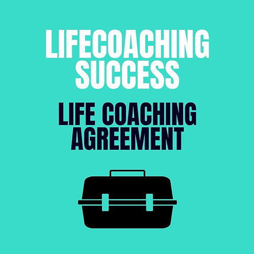 Life Coaching Client Contract Agreement