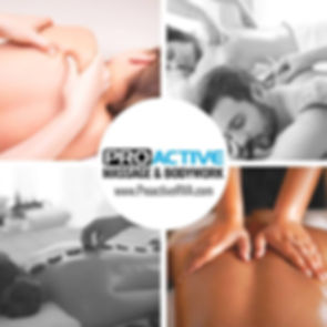Proactive Massage Therapy
