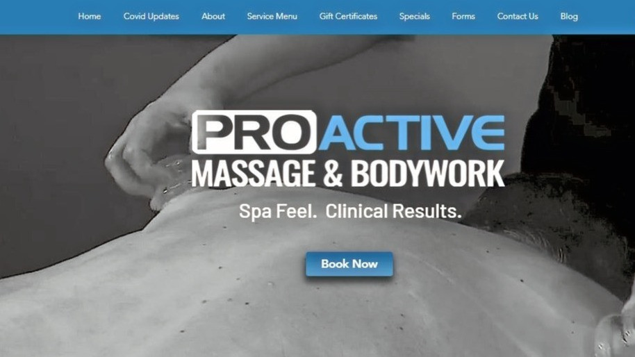 Proactive Massage & Bodywork
