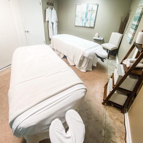 Proactive Massage & Bodywork Couples Massage Room