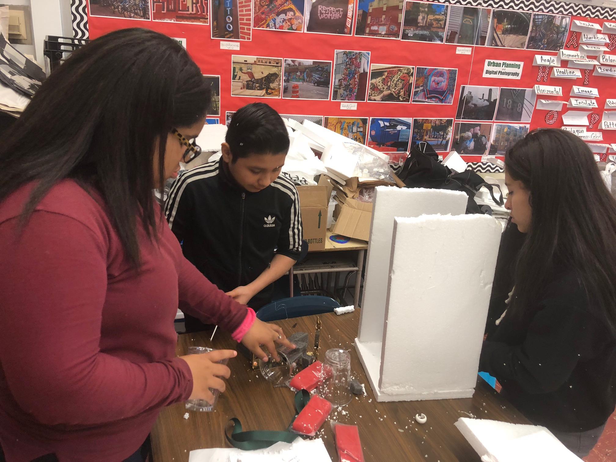 Machine Prototype Construction