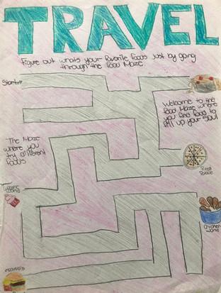Travel Magazine Cover Design