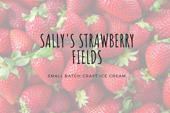 Sally's Strawberry Fields