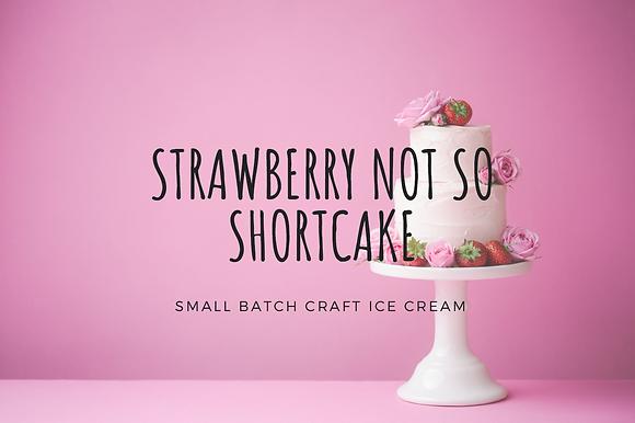 Strawberry Not So ShortCake