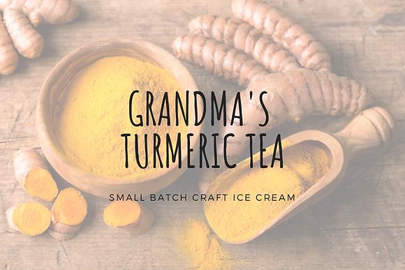 Grandma's Turmeric Tea