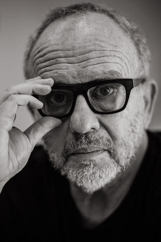 Bob Wolfenson, fotógrafo, para revista Galeria