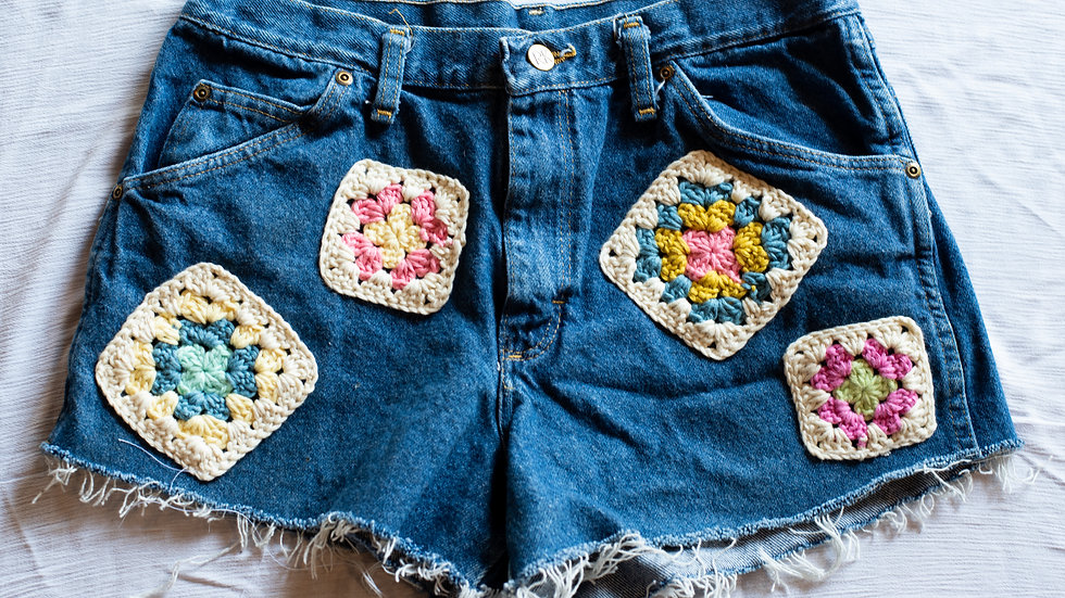 Not Your Granny's Shorts