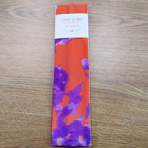 Orange & Purple Version 1