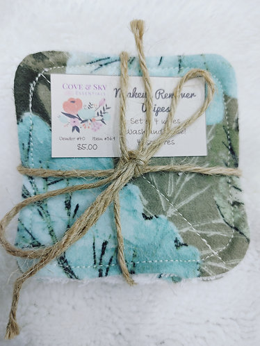 Fall Leaves Makeup Remover Wipes