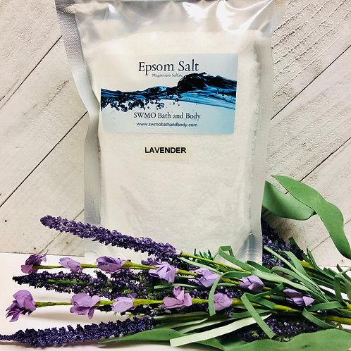 Epsom Salt - Lavender